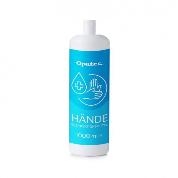 1L Händedesinfektionsmittel - 1000 ml Schnelldesinfektion für die Hände (begrenzt viruzid)